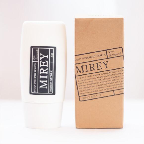 高濃度酸素デイクリーム MIREYプロテクトデイミルク30g